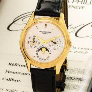 Patek Philippe Perpetual Calendar di riferimento 3940