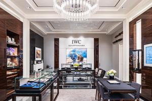 La nuova boutique IWC al centro commerciale Yorkdale di Toronto.