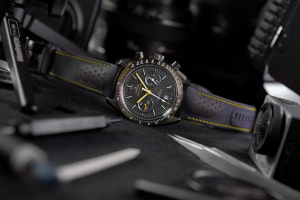 Porsche Club of America Omega Speedmaster Orologi Replica Grey Side of the Moon